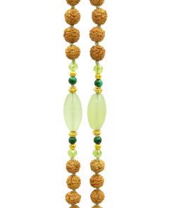 Green Goddess Tara Mala