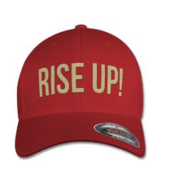 Goddess Spirit Rise Up Cap red