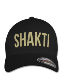 Goddess Spirit Shakti Cap Black