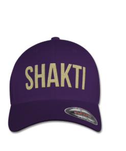 Goddess Spirit Shakti Cap Purple